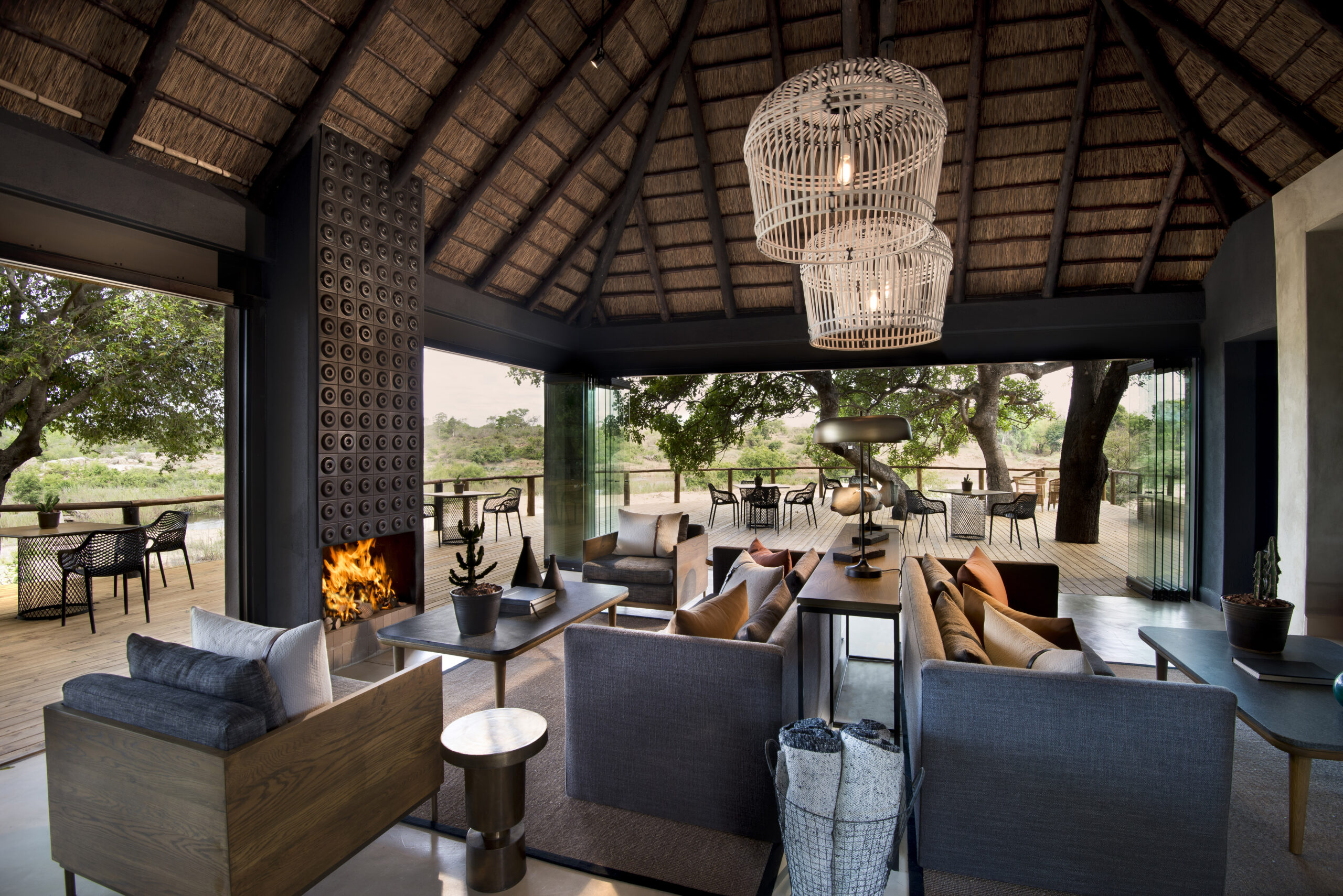 Lion Sands_Ivory Lodge_2_ Guest Lounge Area