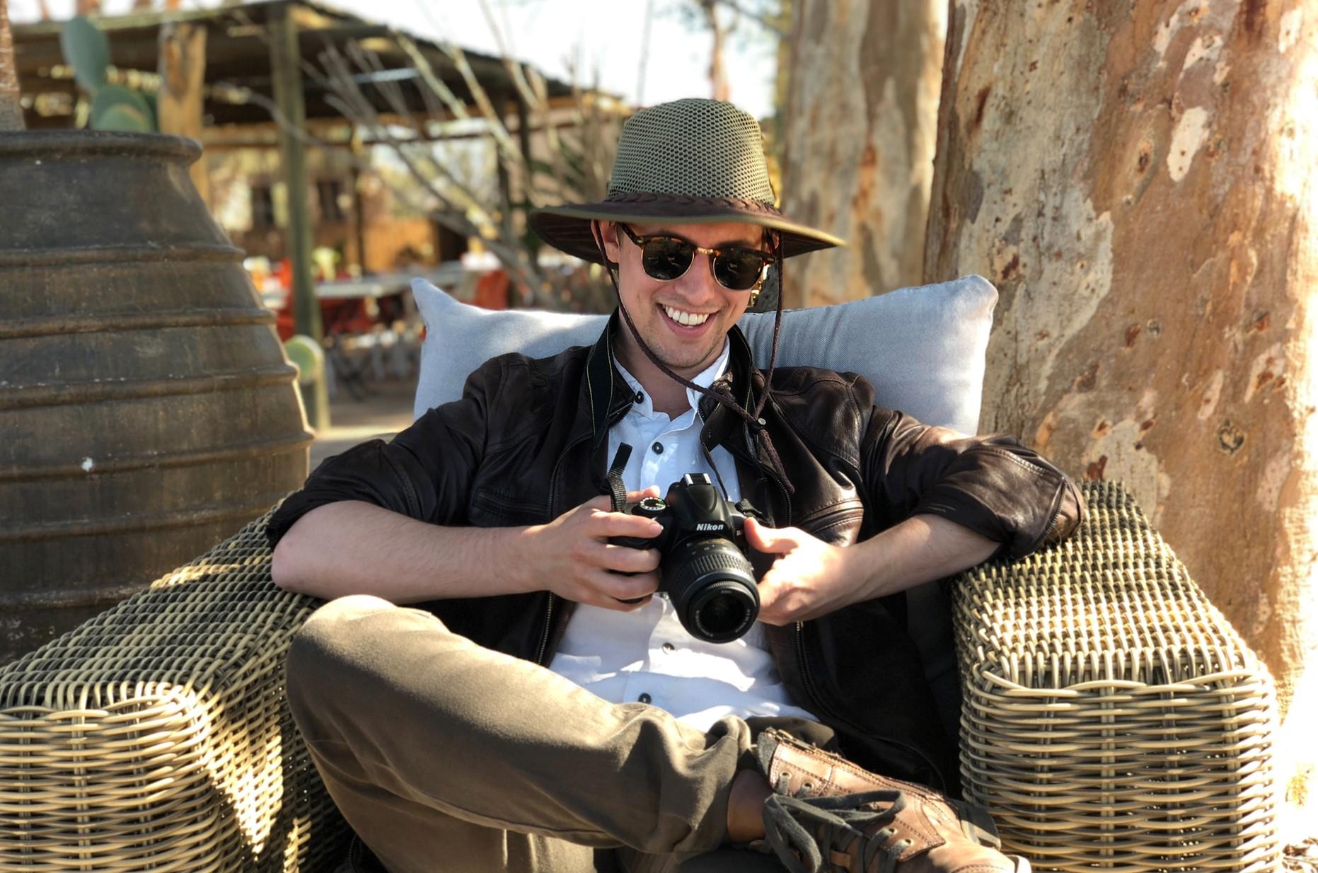 Photography Safari with an Expert