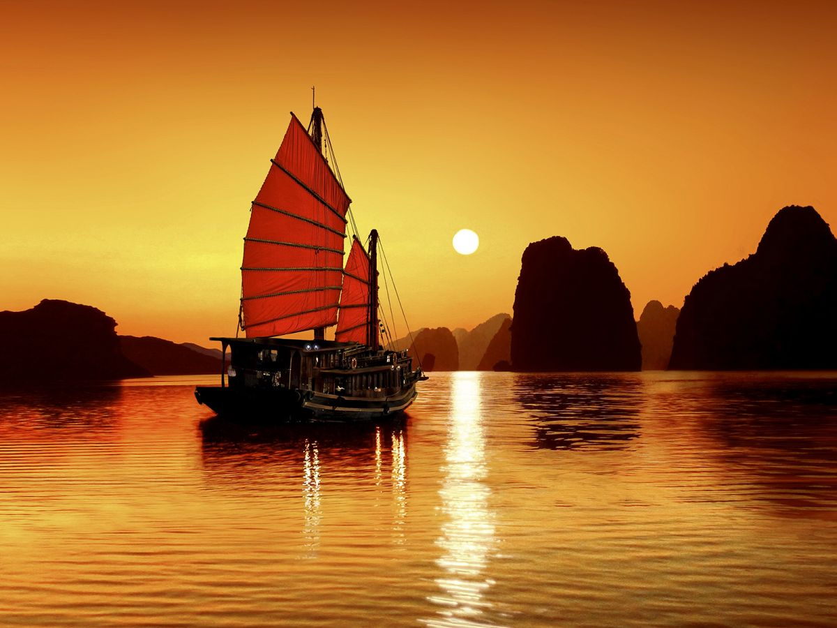 The Ultimate Asian Adventure - Vietnam, Cambodia