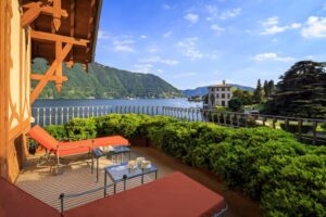 Villa Cima - First floor - Double Room 2, terrace