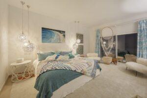 Villa Hibiscus - Master bedroom