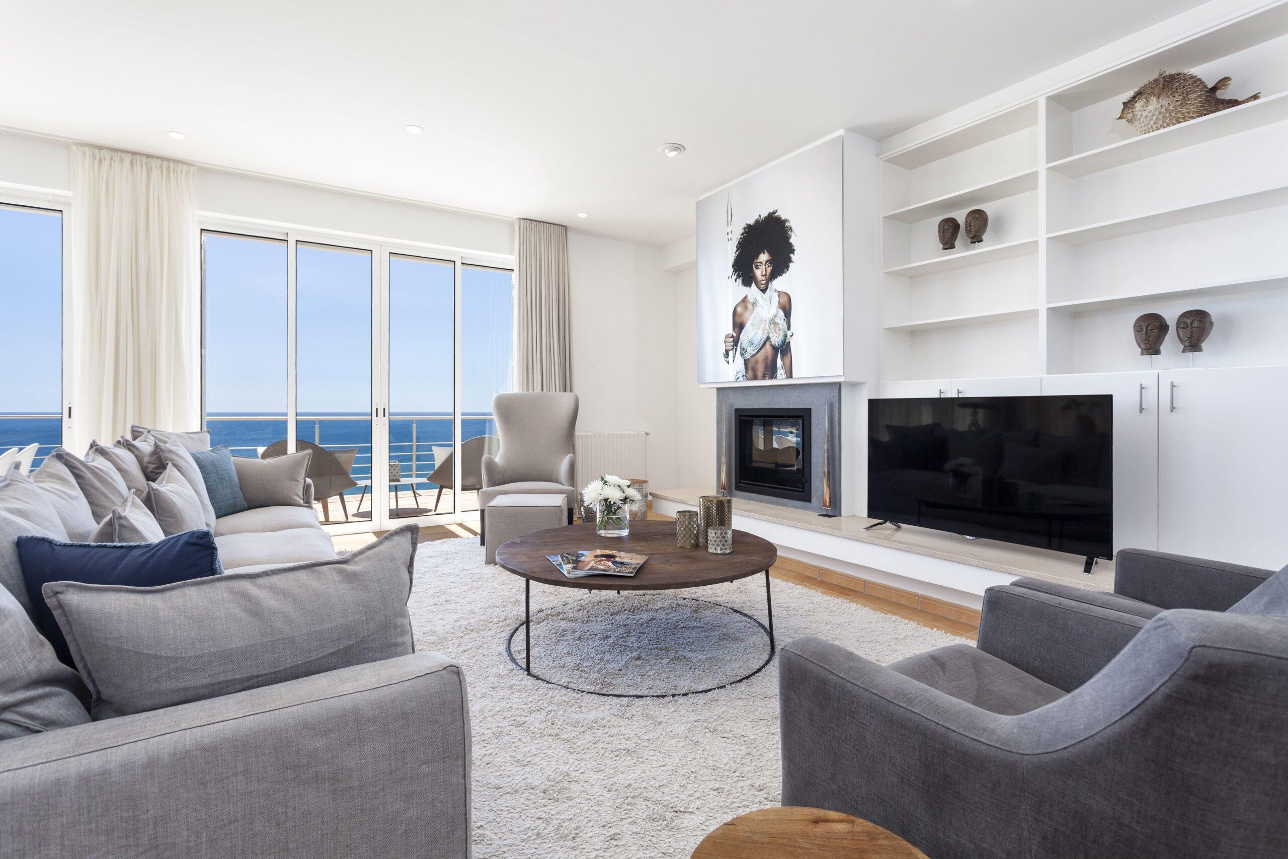 Villa Mar à Vista - Living room